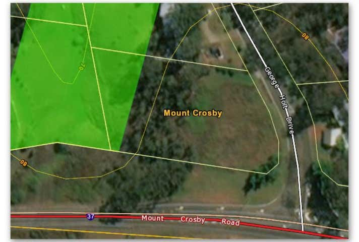 Mount Crosby, address available on request