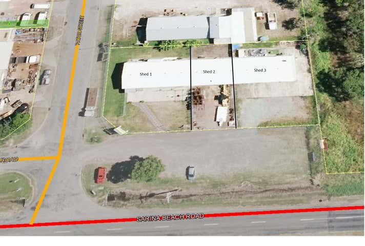 Shed 2, 2 Patch Street Sarina QLD 4737 - Image 1