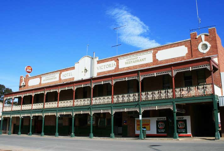 Victoria Hotel, 22 Rowe Street Ouyen VIC 3490 - Image 1