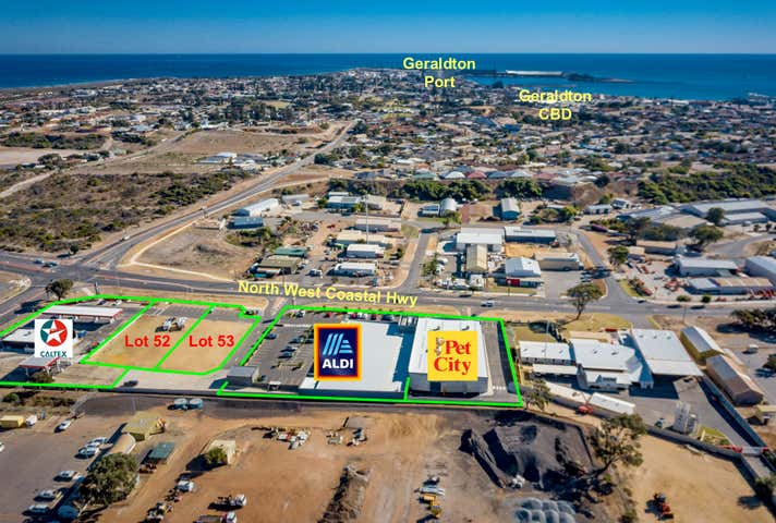 Lot 52 North West Coastal Highway Geraldton WA 6530 - Image 1