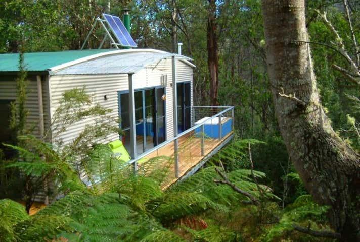 Established Eco-Retreat, 300 Browns Road, Ranelagh, Tas 7109