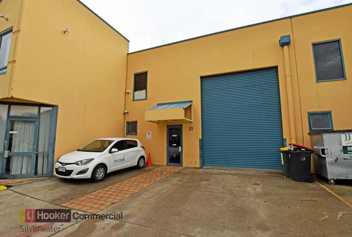 Unit 21, 13 Berry Street Clyde NSW 2142 - Image 1