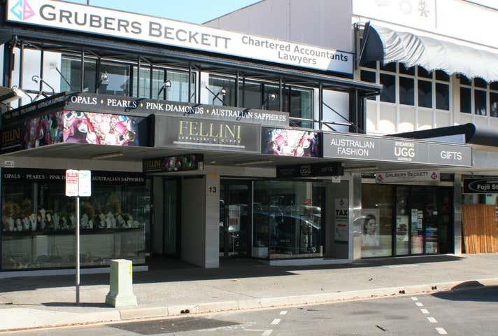 Shops 1, 2 & 3, 13 Spence Street, Cairns City, Qld 4870