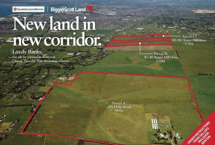 30-40, 80-110, 295 Tower Hill Drive & Elcho Road Lovely Banks VIC 3213 - Image 1