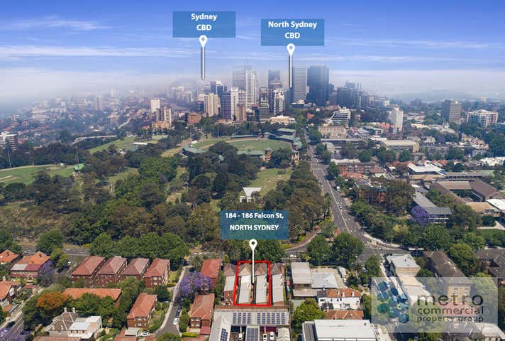 184 & 186 Falcon Street North Sydney NSW 2060 - Image 1