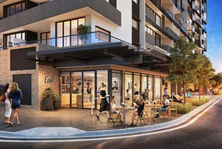 Pure Apartments Retail, Lot  100, 97 Fortescue Street Spring Hill QLD 4000 - Image 1