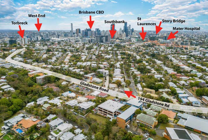 194 Gladstone Road, Highgate Hill, Qld 4101