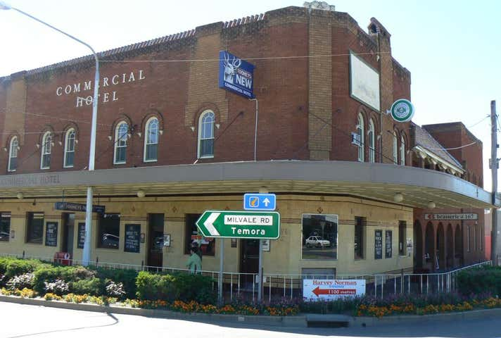 Commercial Hotel Young, 167 Boorowa Street Young NSW 2594 - Image 1