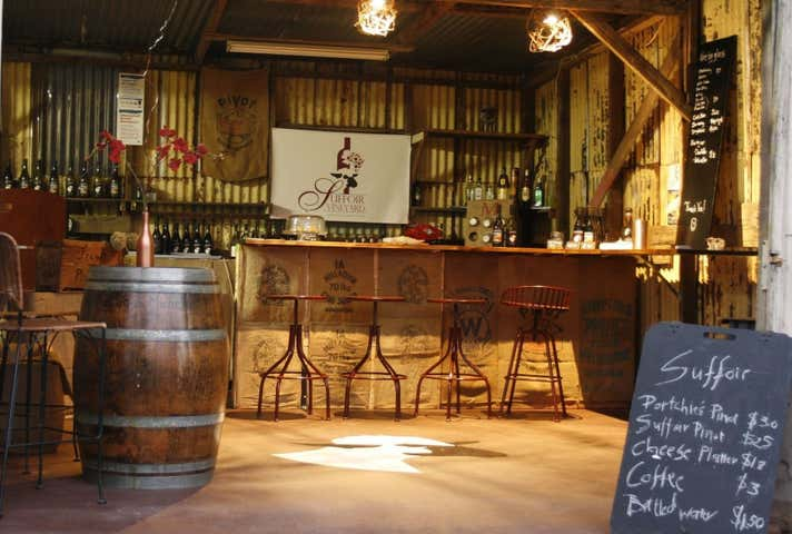 Suffoir Winery/Brewery/Cidery, 144 Mount Eccles Road Macarthur VIC 3286 - Image 1