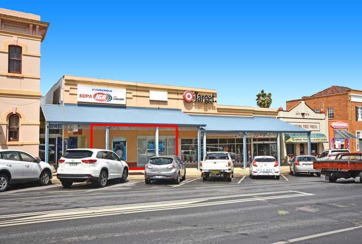 Corowa Arcade, 1-4/109-121 Sanger Street Corowa NSW 2646 - Image 1