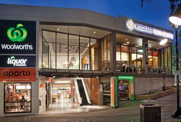 Kogarah Town Centre, 1 Railway Parade Kogarah NSW 2217 - Image 1