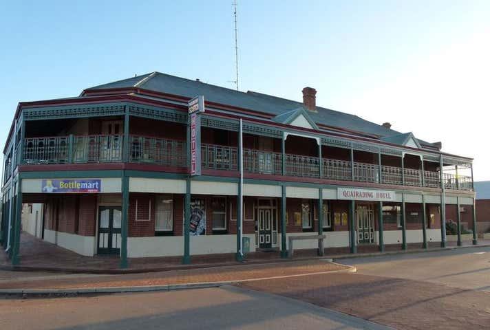 Quairading Hotel, 43  Heal Street Quairading WA 6383 - Image 1
