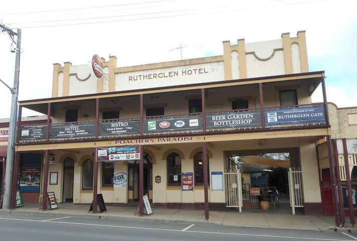 Poachers Paradise Hotel, 120 Main Street Rutherglen VIC 3685 - Image 1
