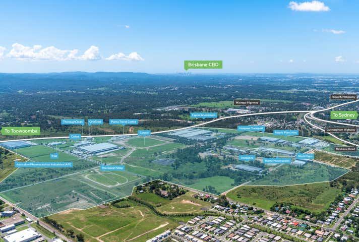 Citiswich Business Park, 1 Ashburn Road Bundamba QLD 4304 - Image 1