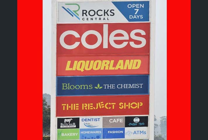 Rocks Central Shopping Centre, 255-279 Gregory Street South West Rocks NSW 2431 - Image 1