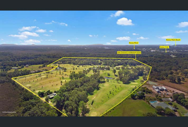 Noosa Par 3 Golf Course Noosaville QLD 4566 - Image 1