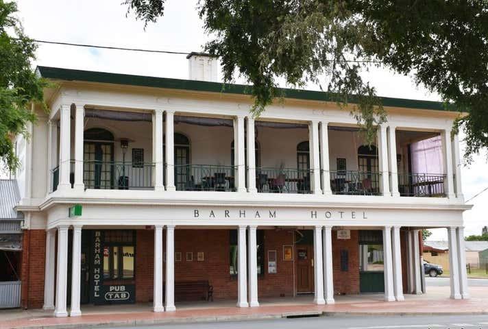 Barham Hotel, 34 Murray Street Barham NSW 2732 - Image 1
