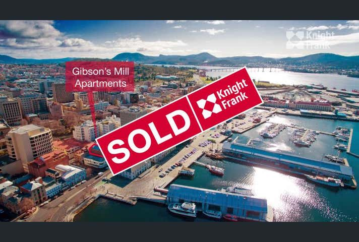 Gibson's Mill Apartments, 17 Morrison Street Hobart TAS 7000 - Image 1