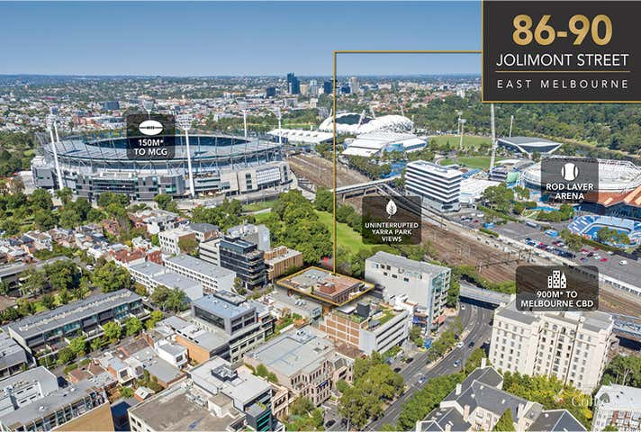 86-90 Jolimont Street East Melbourne VIC 3002 - Image 1