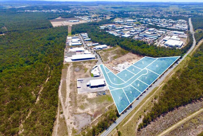 Freeway Business Park - South Precinct Yilen Close Beresfield NSW 2322 - Image 1