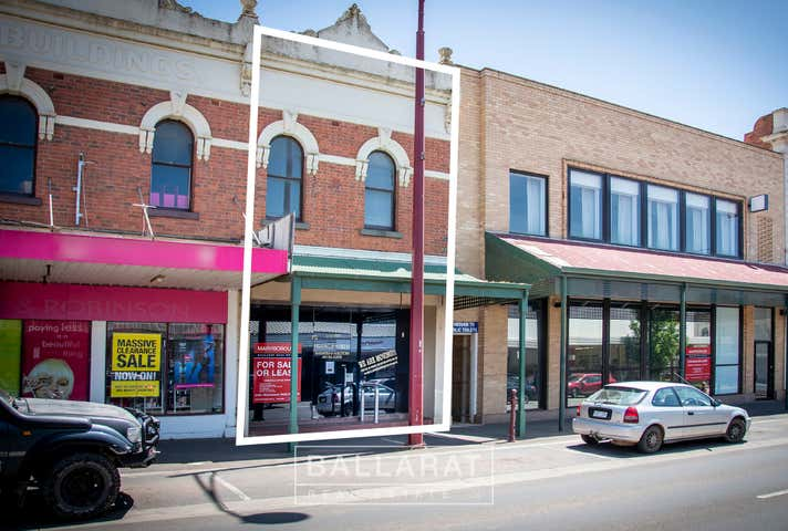 #9849, 105 High Street Maryborough VIC 3465 - Image 1