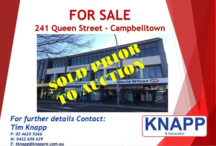 241 Queen St, Campbelltown, NSW 2560