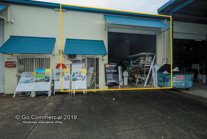 Unit 3, 12-14 Hasell Street Portsmith QLD 4870 - Image 1