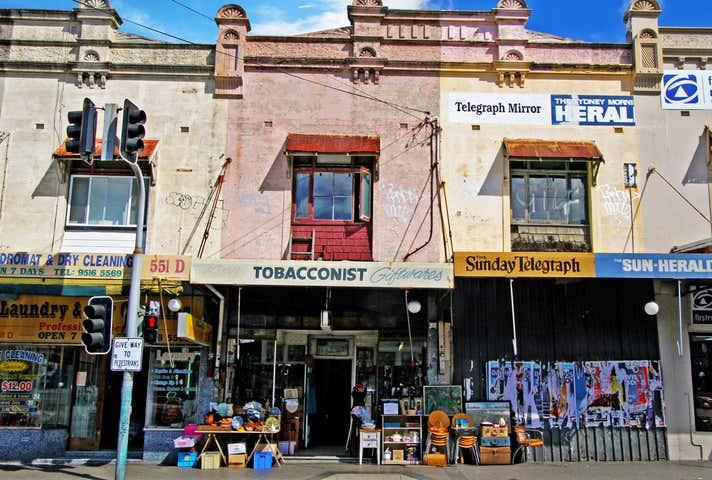 551C King Street, Newtown, NSW 2042