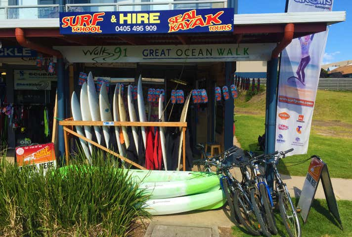 Freehold shop, 8/155-159 Great Ocean Road Apollo Bay VIC 3233 - Image 1