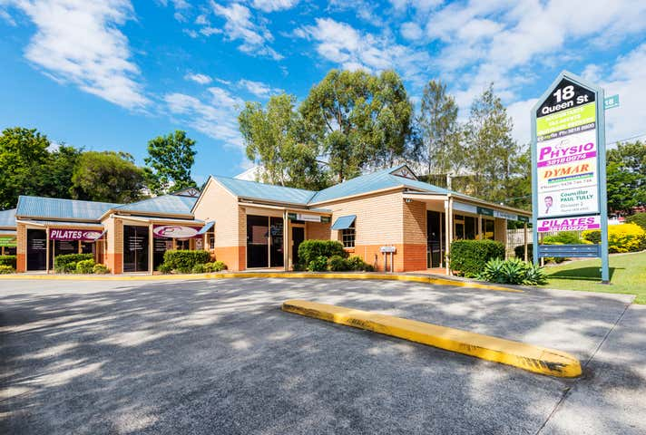 Office Space For Lease, 18  Queen st Goodna QLD 4300 - Image 1