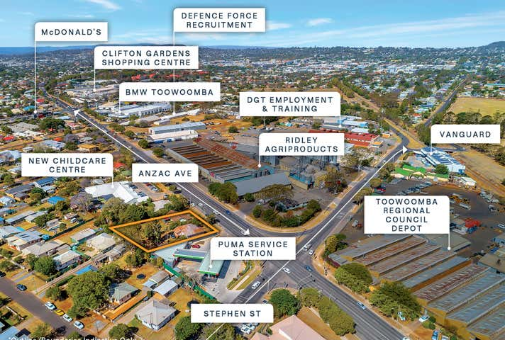 171-173 Anzac Ave Harristown QLD 4350 - Image 1
