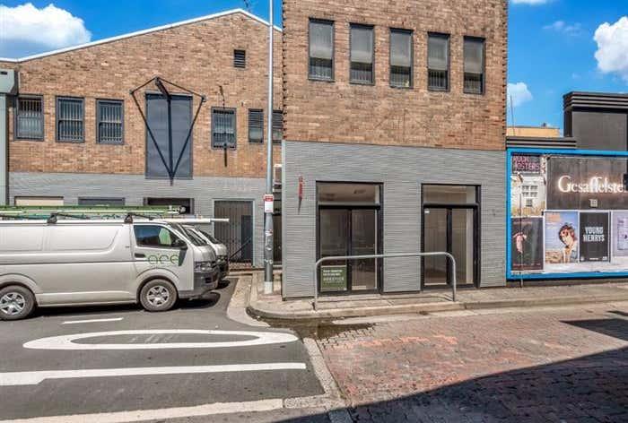 Rear Shops 507 & 513 Princes Highway Rockdale NSW 2216 - Image 1