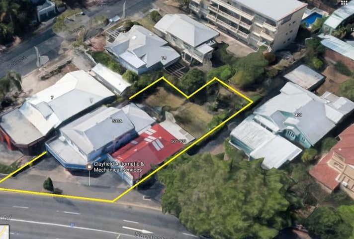 Ascot Garage Business Residence, 501-503 Sandgate Road Ascot QLD 4007 - Image 1