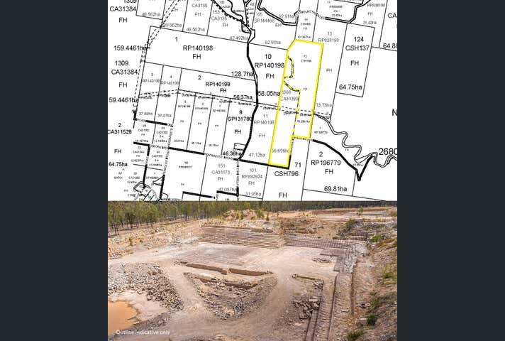 L72 & L1308 Paradise Creek Road Murphys Creek QLD 4352 - Image 1