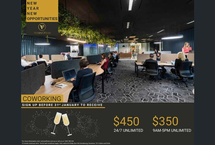 Level 2, Co-working/990 Whitehorse Road Box Hill VIC 3128 - Image 1