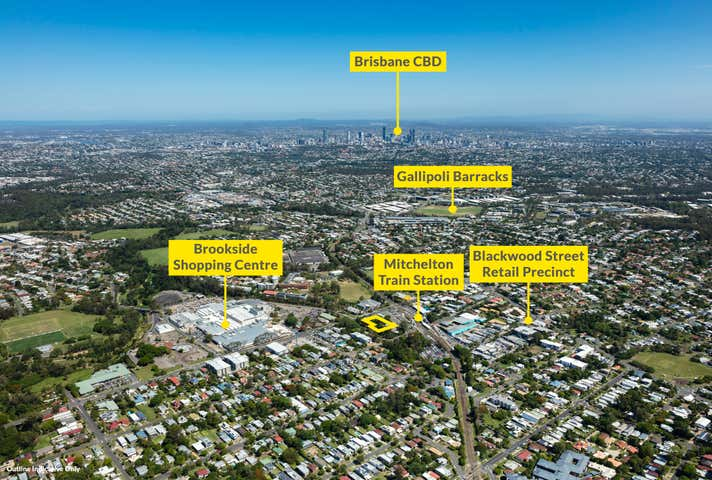 3-5 McConaghy Street and 66-74 Osborne Road Mitchelton QLD 4053 - Image 1