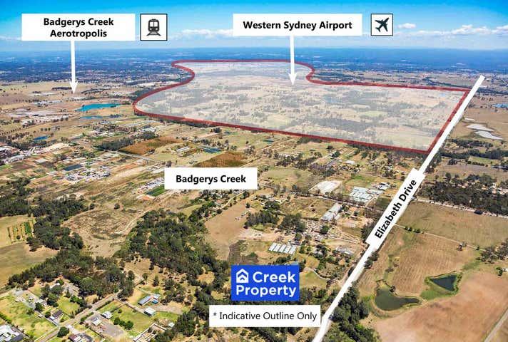 Lot 105 Elizabeth Drive Badgerys Creek NSW 2555 - Image 1
