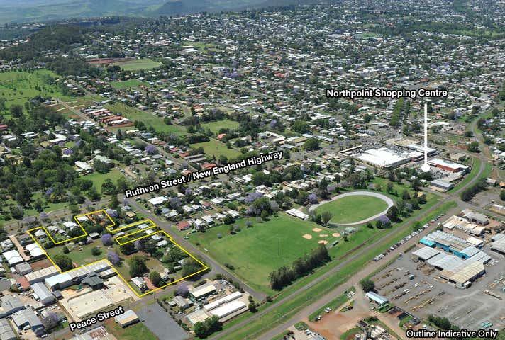 Ruthven, Mole & Peace Streets Harlaxton QLD 4350 - Image 1