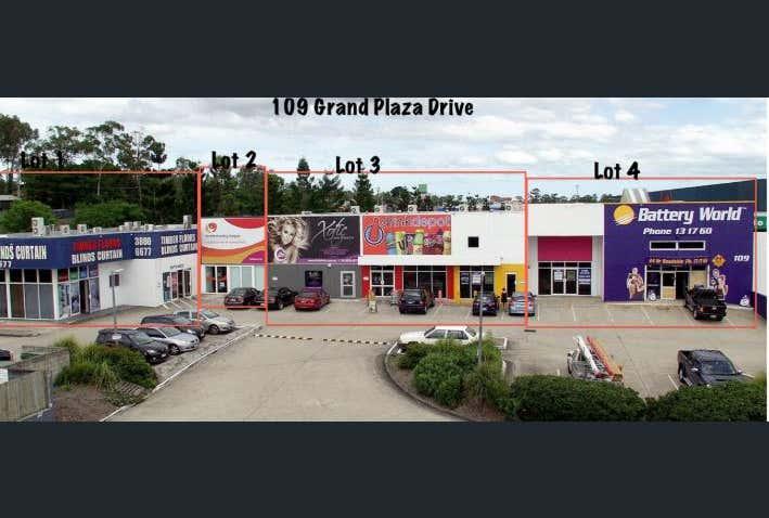 2&3 109 Grand Plaza Drive Browns Plains QLD 4118 - Image 1