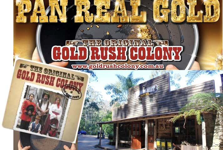 Original Gold Rush Colony, 26 James Street Mogo NSW 2536 - Image 1