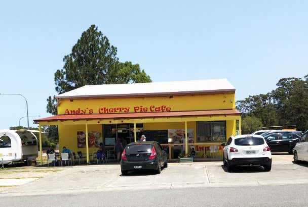 Andy`s Cherry Pie Cafe, 17-19 Bengal Street Coolongolook NSW 2423 - Image 1