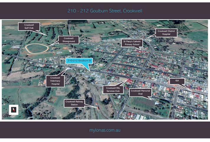 210-212 Goulburn Street Crookwell NSW 2583 - Image 1