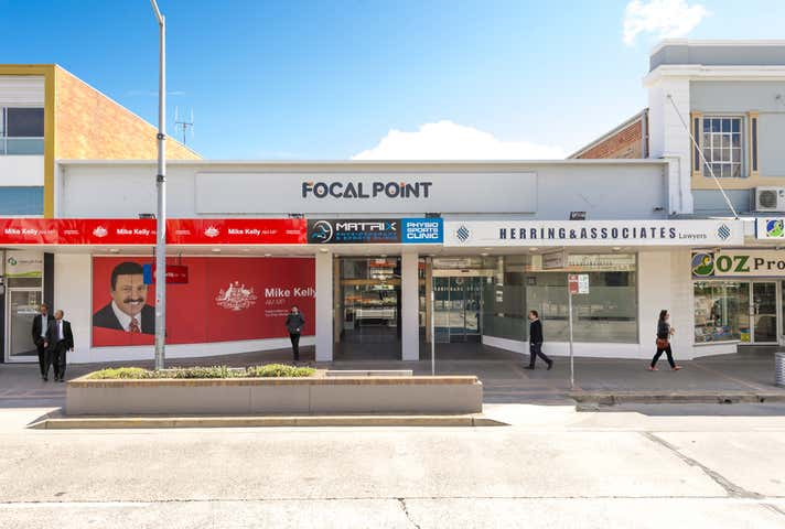 Focal Point Arcade, 21-25 Monaro Street Queanbeyan NSW 2620 - Image 1