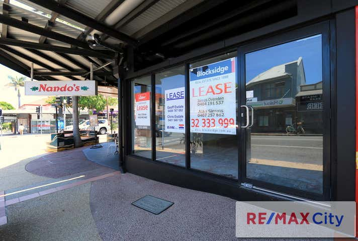 SHOP 4 / 84 MERTHYR ROAD, New Farm, Qld 4005