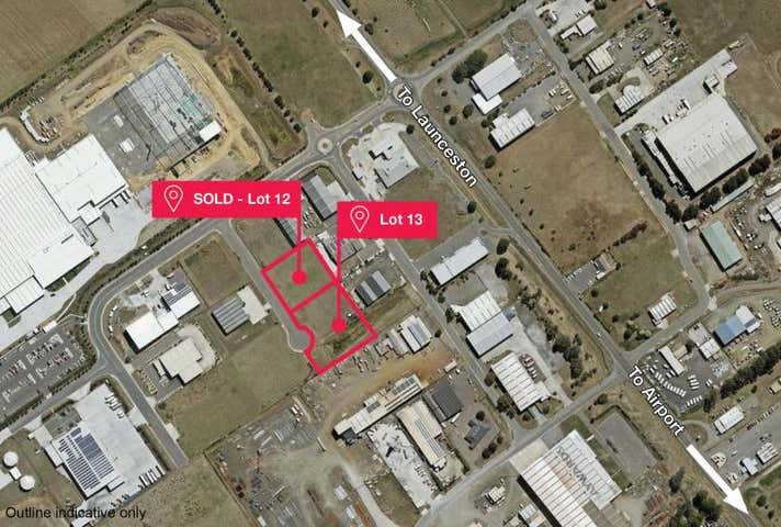 Lot 13 Hughes Court Western Junction TAS 7212 - Image 1
