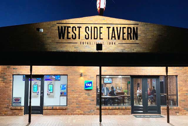 West Side Tavern, 63-67    Appin Street Wangaratta VIC 3677 - Image 1