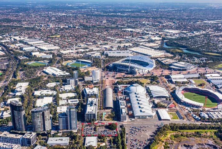 Site 2 Australia Avenue Sydney Olympic Park NSW 2127