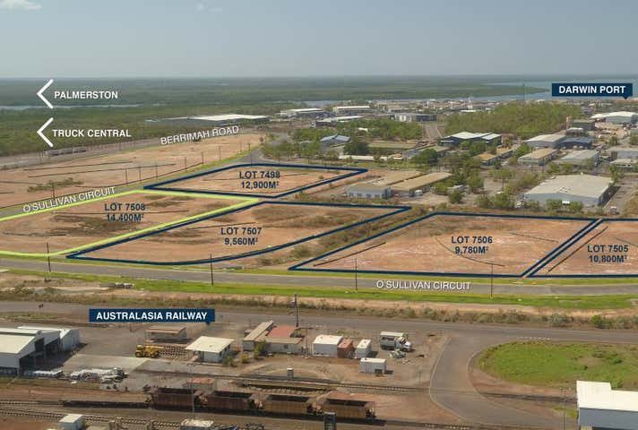 Darwin Business Park, Lot 7508 / 94 O'Sullivan Circuit East Arm NT 0822 - Image 1