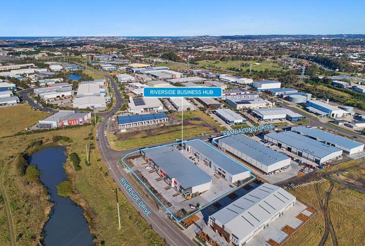 Riverside Business Hub Industrial Units, Cnr Riverside & Pambalong Drive Mayfield West NSW 2304 - Image 1