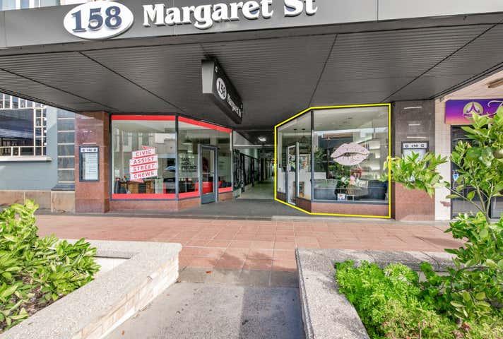 GF Suite 1, 158 Margaret Street Toowoomba City QLD 4350 - Image 1